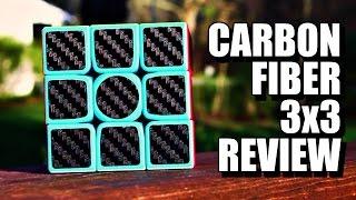 ZCube Carbon Fiber 3x3 Review  SpeedCubeShop