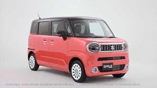 Авто обзор - Новый микроавтобус Suzuki Wagon R Smile 2022: цена, характеристики и дата...