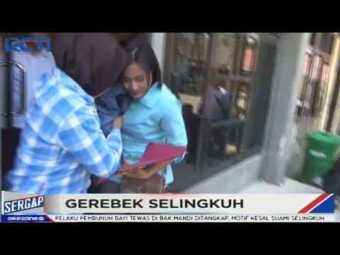 Suami Gerebek Perselingkuhan Istri Dengan Dokter Di Mojokerto - Sergap 02/10