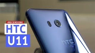 HTC U11 recensione: una grande rivelazione | hwupgrade.it