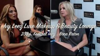 Siggy Flicker & Dolores Catania talk about Ivy Leez on BeckyinBoca Show