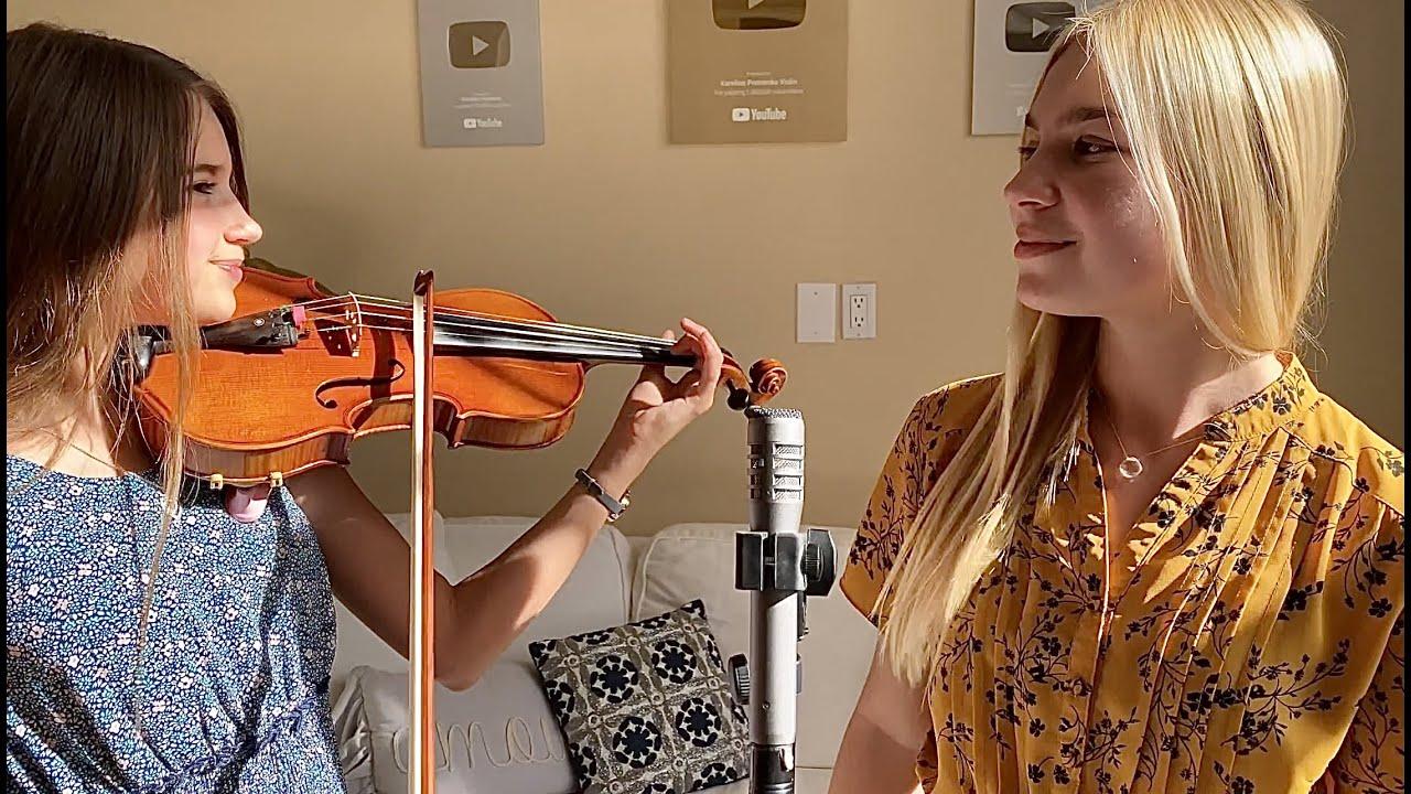 Rockabye - Karolina Protsenko ft. Barvina - (Clean Bandit ft. Sean Paul & Anne-Marie)