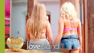 FIRST LOOK: Two New Islanders Arrive at the Villa and the Girls Are NOT Happy | Love Island 2017