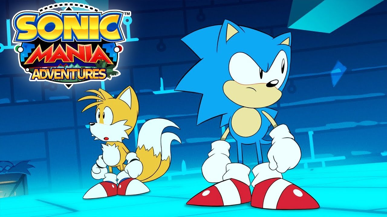 Sonic Mania Adventures Part 5 Release Date Revealed Metal Sonic To Be The Main Villain Youtube