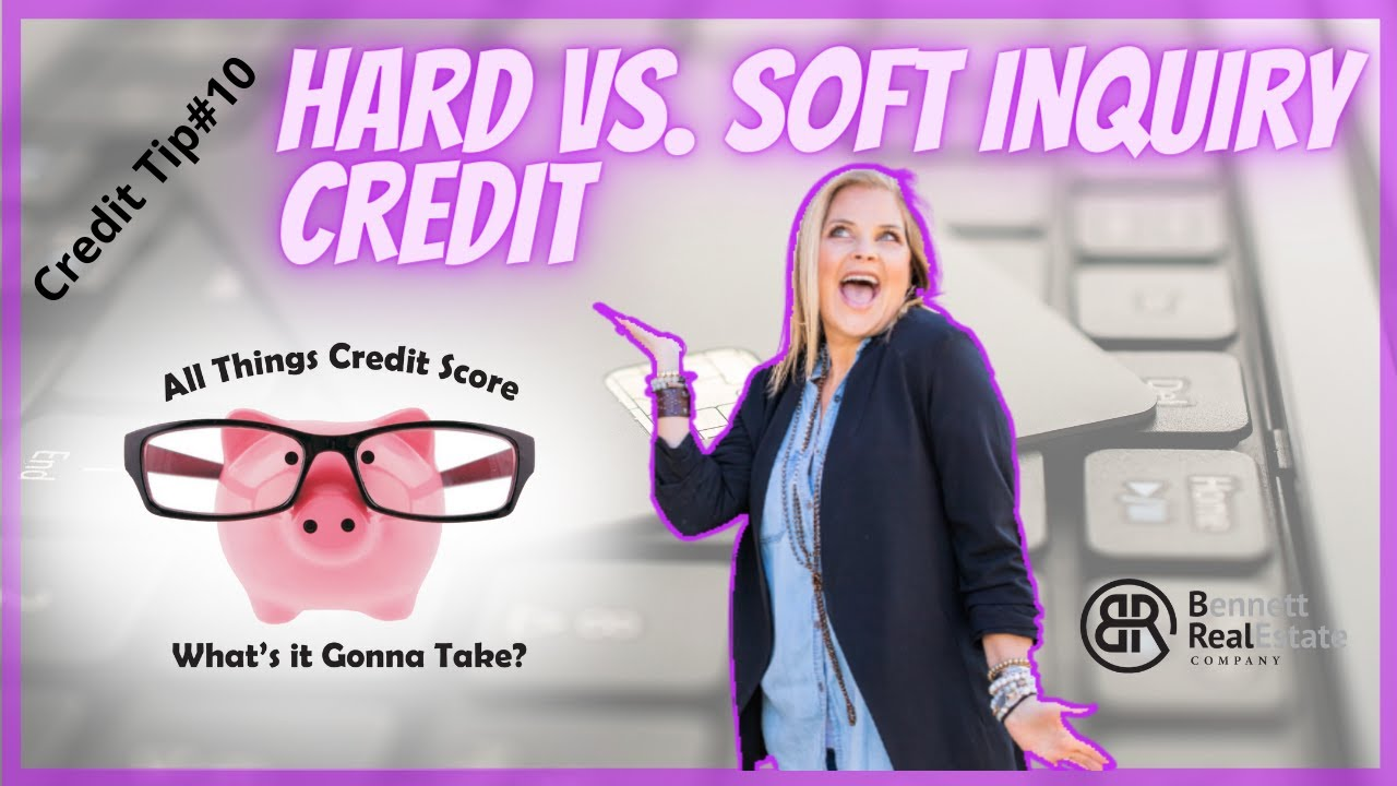 How to check your credit without hurting your score - Credit Tip #10