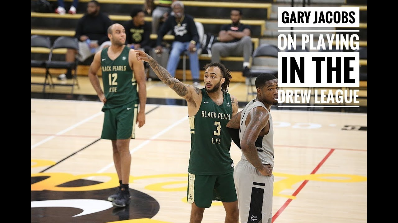 Gary Jacobs on Playing in the Drew League and the Possibility of LeBron James Coming to LA!
