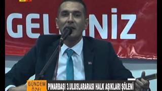 Kayseri - Pınarbaşı 3.Uluslararası Halk Aşıkları Şöleni - Ertuğrul Aşık İmami