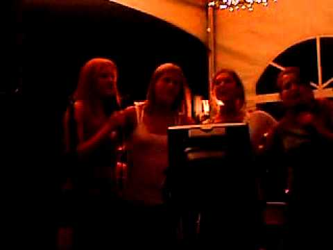 Graduation Karaoke 2006