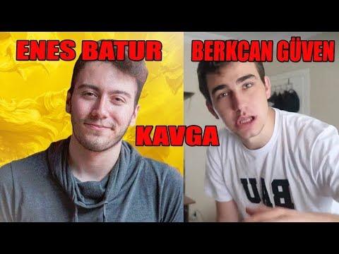 Enes Batur Berkcan Güven Kavgası ( Youtube ve Twitter)