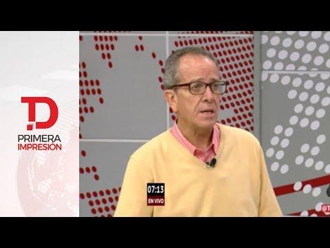 Primera Impresión: Alberto Acosta E, Expresidente De La Asamblea Constituyente