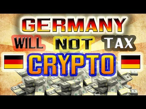BREAKING NEWS: Germany Issues Favorable Cryptocurrency Taxation Laws! Crypto Precedents Being Set.