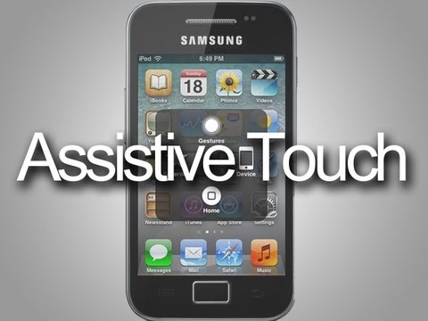Easy Touch: Quickly Access Settings, Apps & Shortcuts From Any