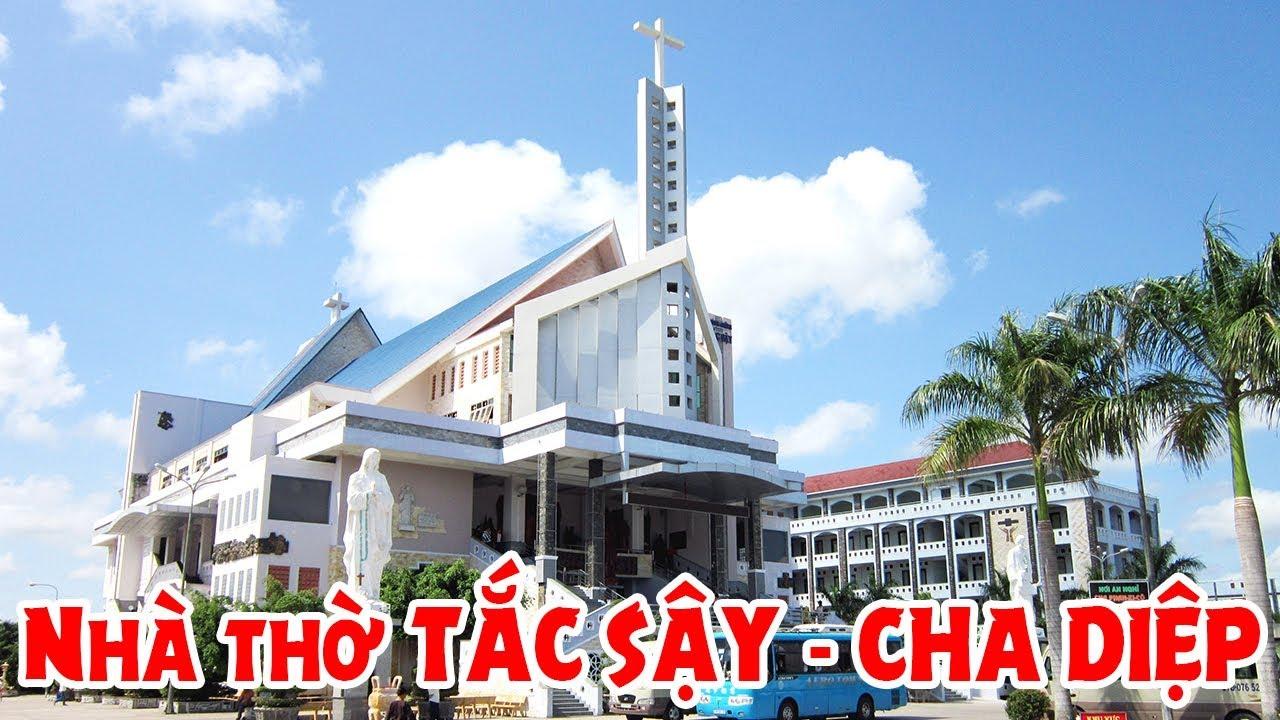 Nhà thờ Tắc Sậy - Cha Diệp tại Bạc Liêu - YouTube