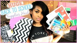 Back to School Supplies Haul! 2014-15 Thumbnail
