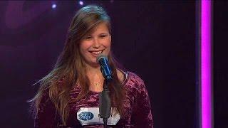 Molly Pettersson Hammar - Solosång - Idol Sverige (TV4)