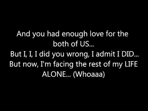 R.KELLY - IF I COULD TURN BACK THE HANDS OF TIME **(LYRICS ON SCREEN)**