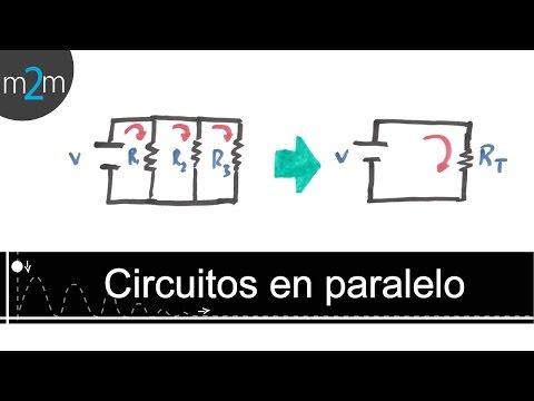 ✅ Como Resolver Un Circuito Eléctrico En PARALELO