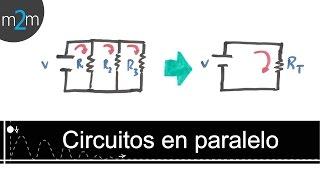 Como Resolver Un Circuito Eléctrico En Paralelo Youtube