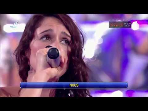 Elodie chante
