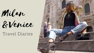 ITALY VLOG | PT 1 MILAN AND VENICE