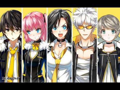 Closers Online: Dimension Conflict: Animation Trailer (Korea)