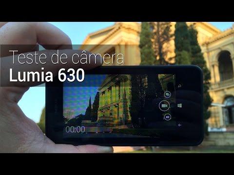 Teste de câmera: Nokia Lumia 630   Tudocelular.com
