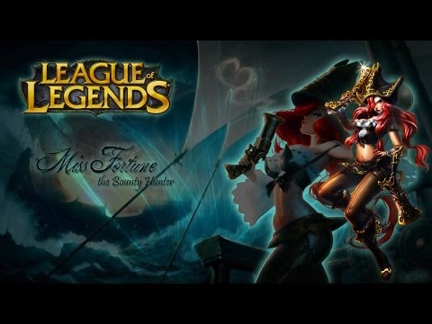 LoL - Miss Fortune