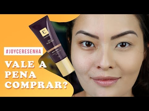 #JOYCERESENHA | NOVA BASE SKIN PERFECTION - EUDORA