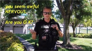 Fremont PD. 1st Amendment Audit. ( I hear TREMOR in your Voice. Are you ok? ) can I get your name...
