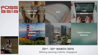 Zero to ML on Google Cloud Platform  - Sara Robinson - FOSSASIA 2018
