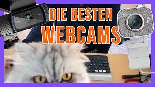 WEBCAM Test  & Kaufberatung - Welche Webcam ist die beste? (Windows Computer, Mac, Android) 2021