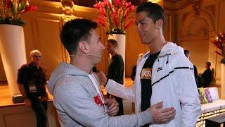 Cristiano Ronaldo ve Lionel Messi Dostluğunun Başladığı Gün.