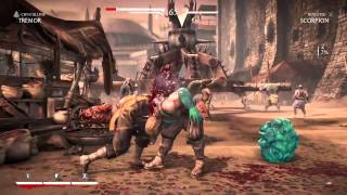 Mortal Kombat X: Oops
