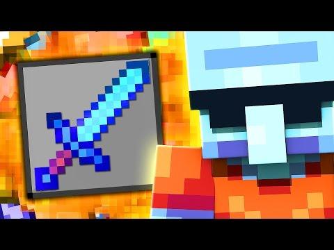 DOVEVO UCCIDERLO PER LA SPADA DI DIAMANTE OP!! — SkyRealms   Minecraft ITA