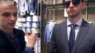 Как выбрать мужской деловой костюм Мужской стиль