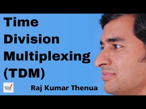 Time Division Multiplexing or TDM   Hindi / Urdu   RKTCSu6e12