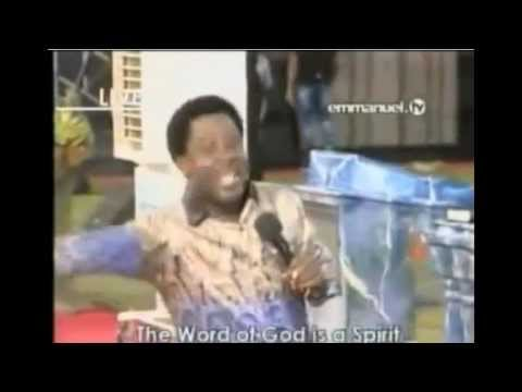 THE RELATIONSHIP BETWEEN THE SPIRIT AND THE TRUTH by TB Joshua
