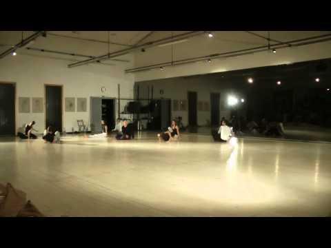 LKA - Contemporary dance technique exam