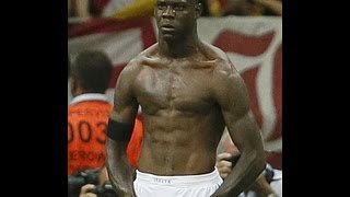 Mario Balotelli goal vs Germany EURO 2012