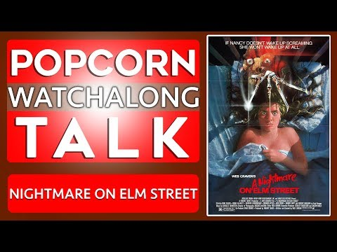 Nightmare On Elm Street (1984) - Watchalong! - 동영상