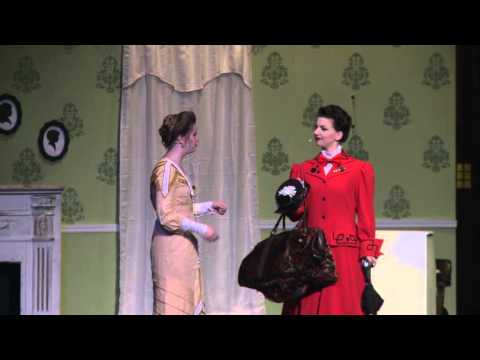 Highlights of KWP's Production of Mary Poppins 200 PM
