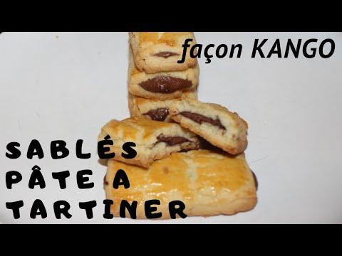 sablés-pâte-a-tartiner-faÇon-kango