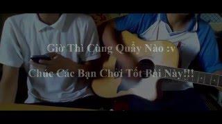 Hướng Dẫn Guitar Thất Tình (Trịnh Đình Quang) - Tiên Niê