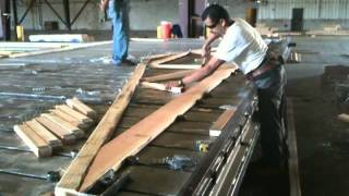 Wood Truss Construction
