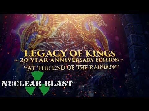HAMMERFALL – Legacy Of Kings – 20 Year Anniversary Edition (OFFICIAL TRAILER) Mp3