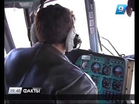 В Приморско-Ахтарском районе рыболовов-браконьеров преследовали на вертолетах