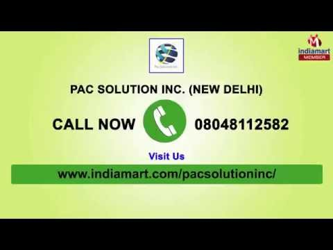 Metal Detectors and Coding Machines by Pac Solution Inc., New Delhi