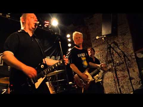 The Nomads - Knowledge comes with death's release - Kafé 44, Stockholm 2013