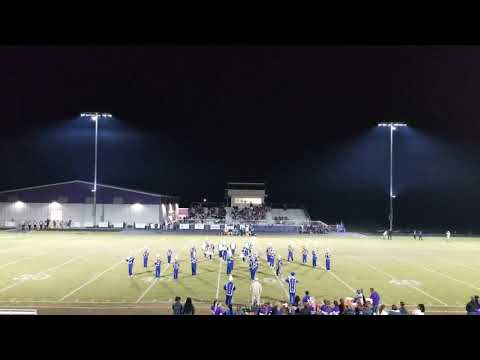Halftime Show 10-26-18 Vidalia High School Marching Band