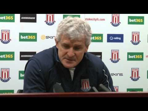 Mark Hughes Blackburn Rovers Press Conference   FULL